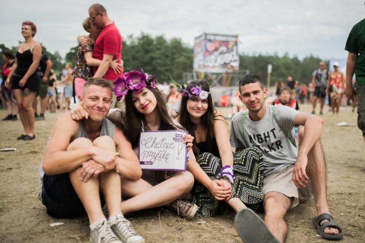 Woodstockowicze fot.Dominika Rutkowska