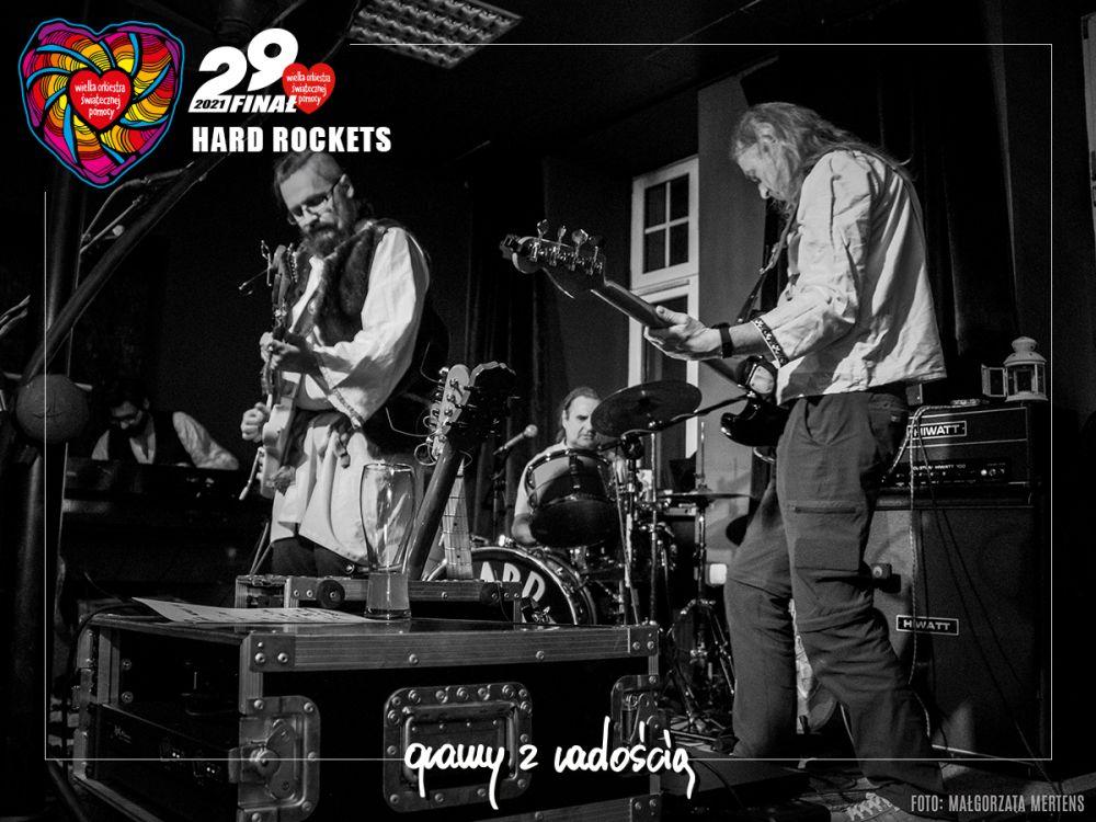 Hard Rockerts. fot. materiały prasowe zespołu