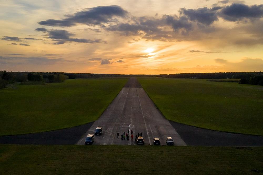 Lotnisko Makowice-Płoty, fot. Łukasz Widziszowski