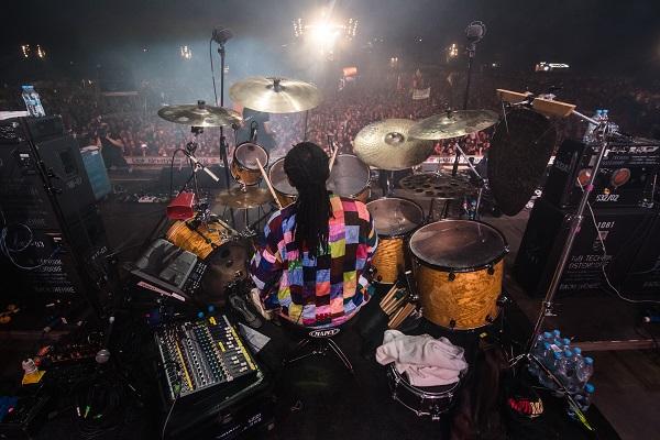 Living Colour podczas 22. Przystanku Woodstock - fot. Robert Grablewski