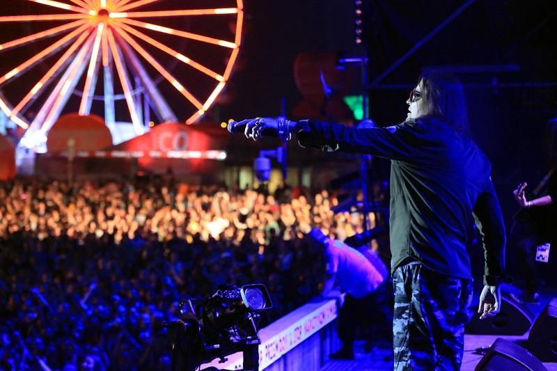 Wilki podczas 23. Przystanku Woodstock - fot. Igor Kohutnicki