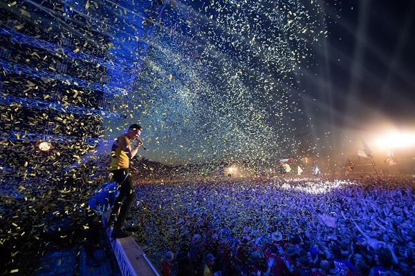 Nocny Kochanek na 24. Pol'and'Rock Festival - fot. Stanisław Wadas