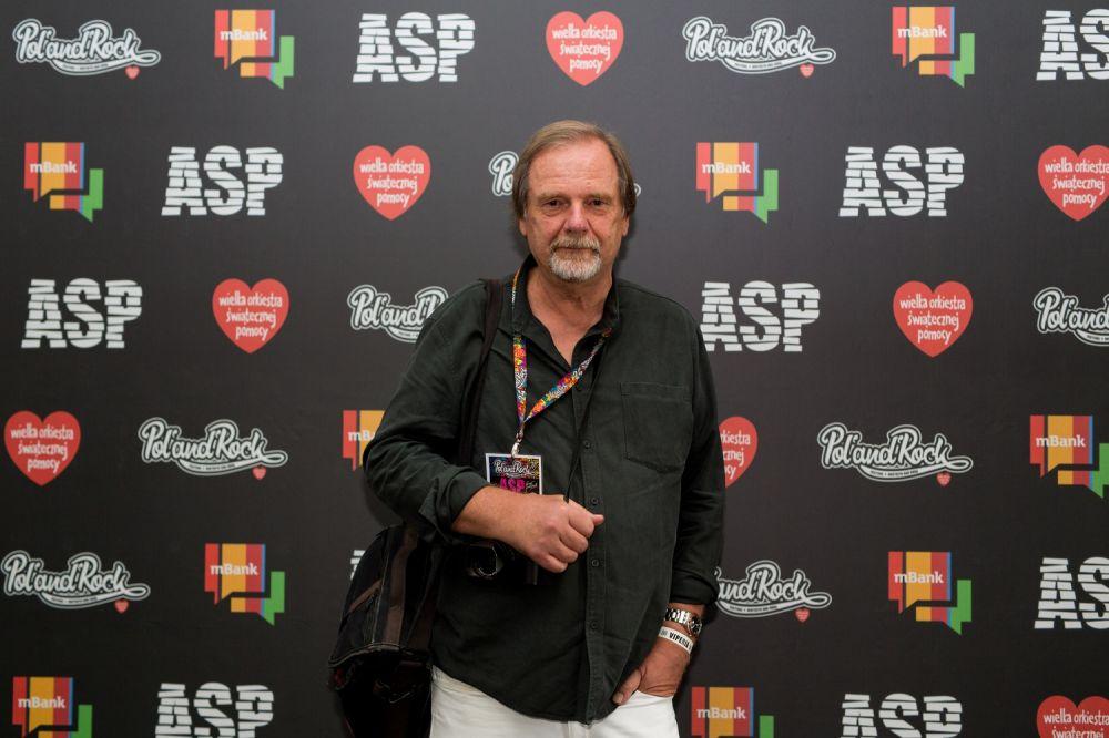 Chris Niedenthal gościem na ASP Fot. Basia Lutzner
