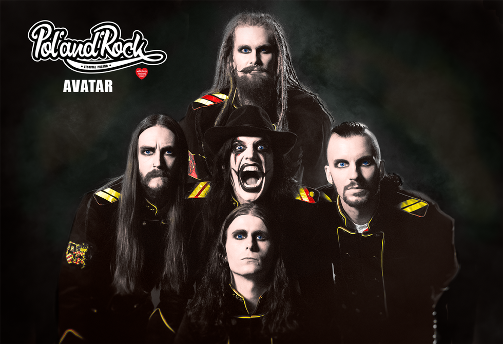 Avatar - kapela metalowa ze Szwecji