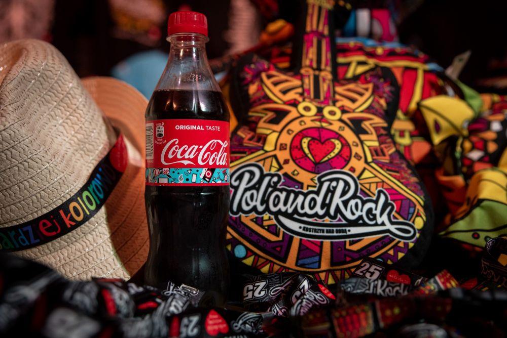 Coca Cola fot. Grzegorz Adamek
