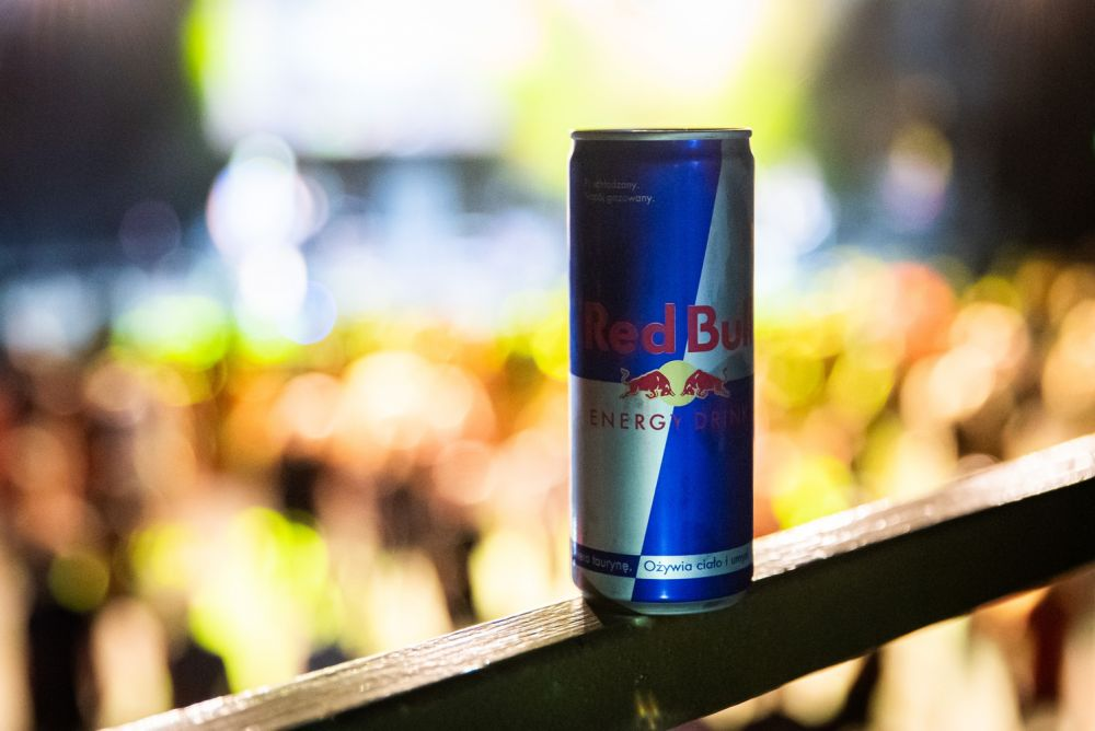 Red Bull fot. Grzegorz Adamek