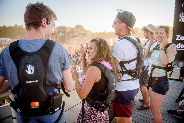 Plecaki Backpacks Rock na Pol'and'Rock Festival 2018 fot. Bartek Muracki