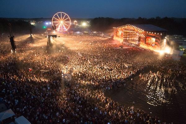 Duża Scena 24. Pol'and'Rock Festival fot. Lucyna Lewandowska