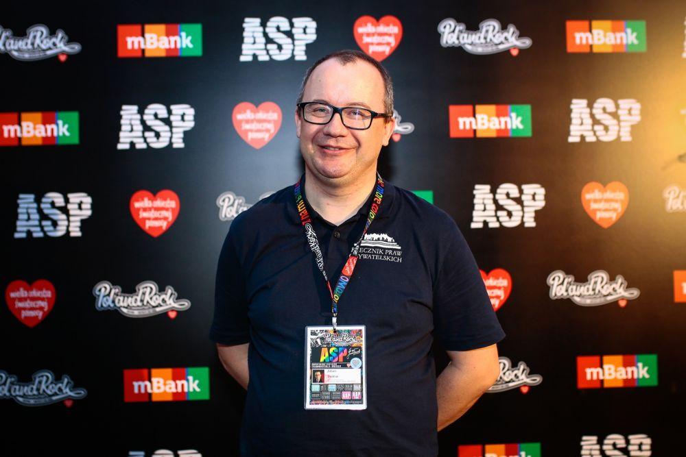 Adam Bodnar - Rzecznik Praw Obywatelskich fot. Basia Lutzner