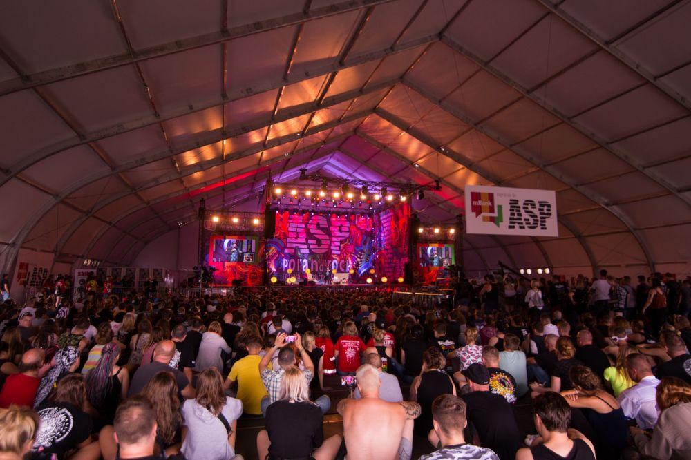Bit AFA Tent. Photo Basia Lutzner
