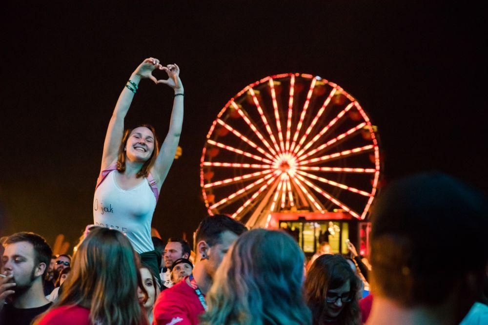 Das Schönste Festival der Welt! fot. Dawid Ilnicki