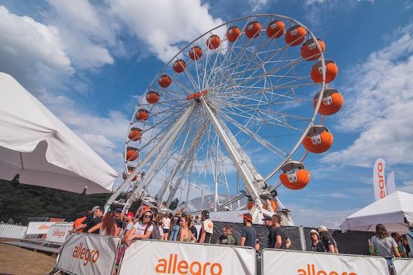 Allegro lädt Euch zum gemeinsamen Spiel ein! | fot. Dominik Malik