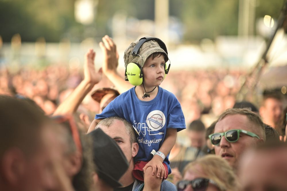 Younger Generation Festival Fan, photo by Paweł Krupka