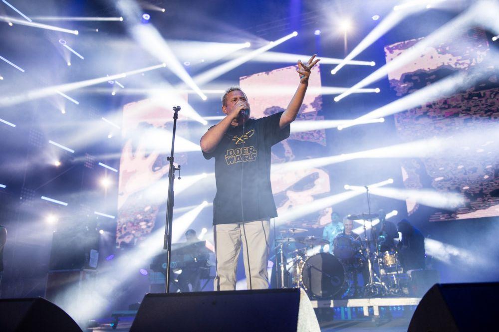 Koncert Kultu na Dużej Scenie 25. Pol'and'Rock Festival fot. Stanisław Wadas