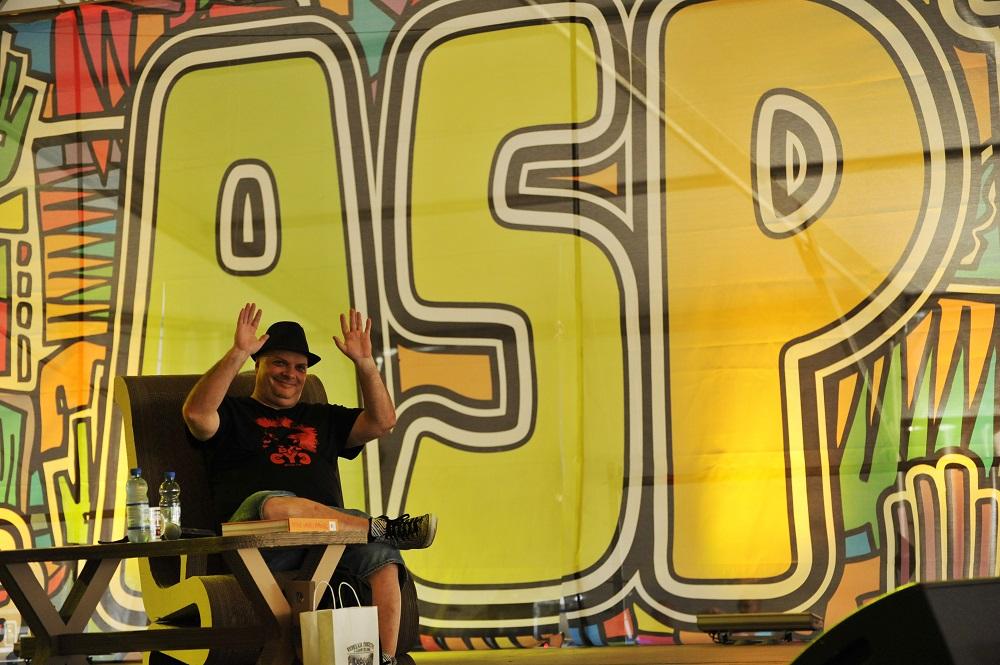 Skiba na ASP na 19. Przystanku Woodstock w 2013 roku fot. Tomek Banasik