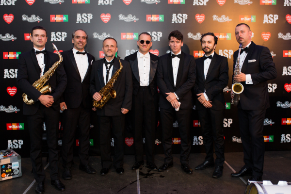 Jazz Band Młynarski – Masecki, fot. Basia Lutzner