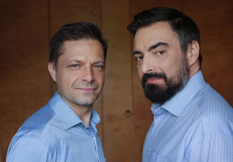 Tomasz i Marek Sekielscy, Fot. Szymon Szcześniak