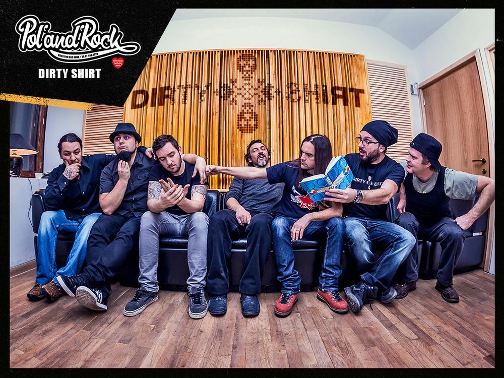 Dirty Shirt. fot. materiały prasowe zespołu