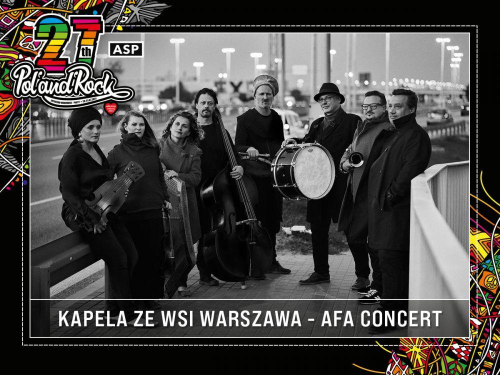Warsaw Village Band. photo Radek Polak