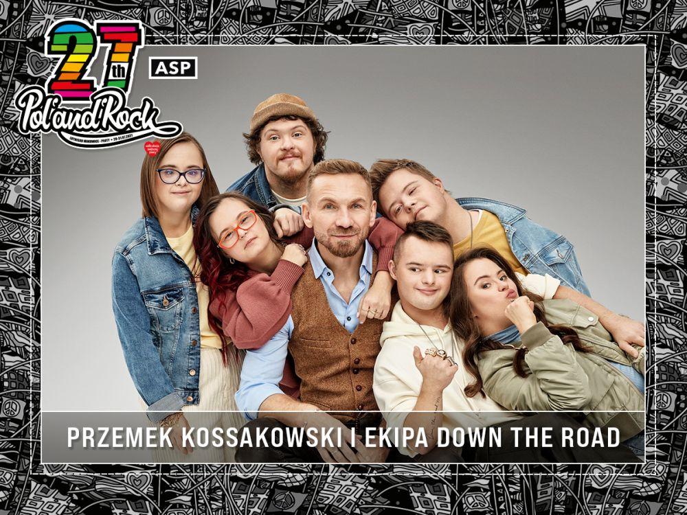 "Ekipa ""Down the road"" fot. materiały prasowe TVN"