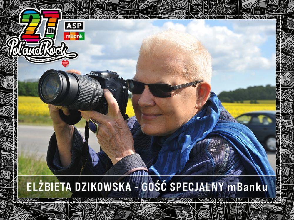 Elżbieta Dzikowska fot. materiały prasowe