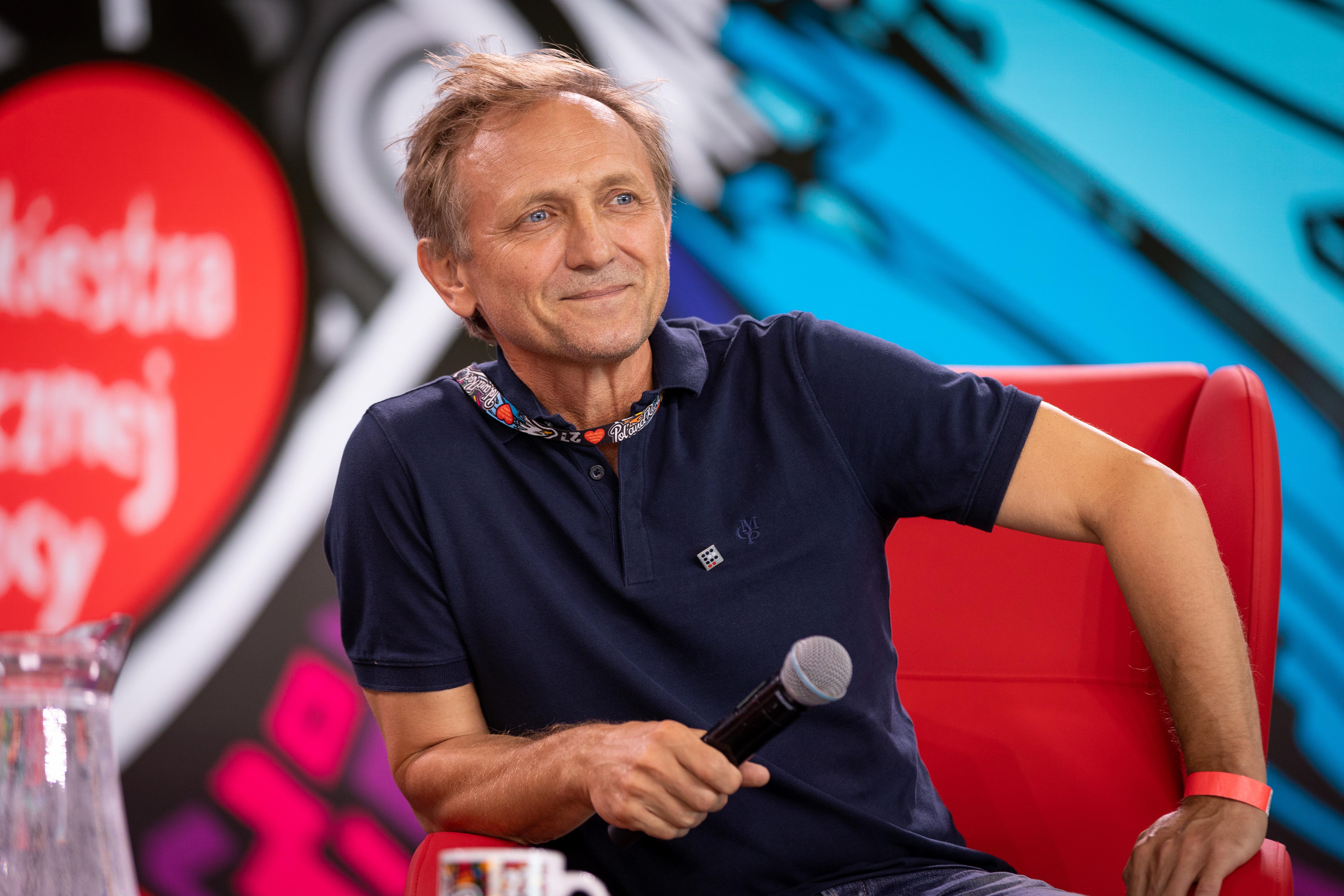 Andrzej Chyra, fot. Marcin Zieliński
