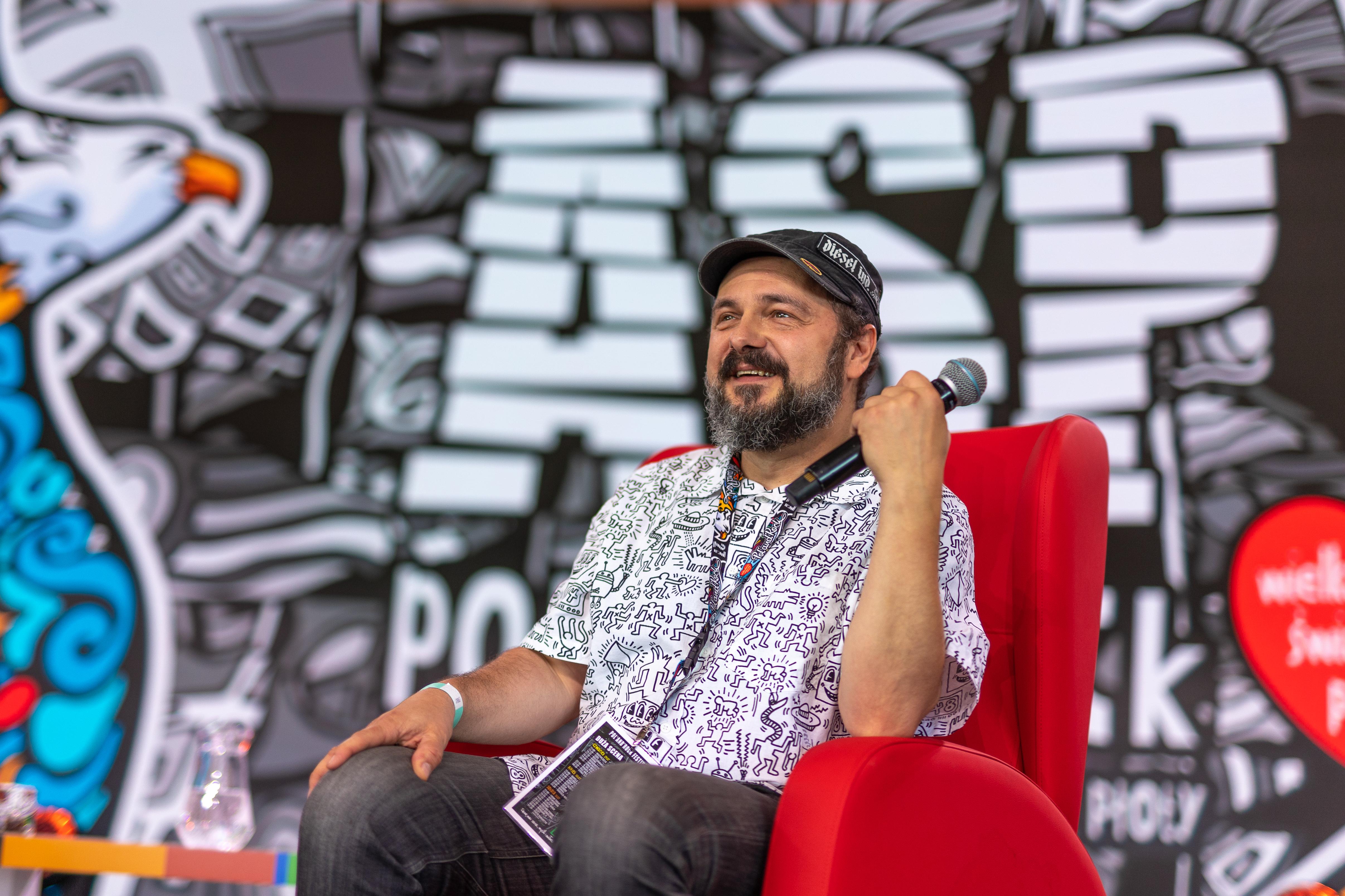 Arkadiusz Jakubik fot. Marcin Zieliński