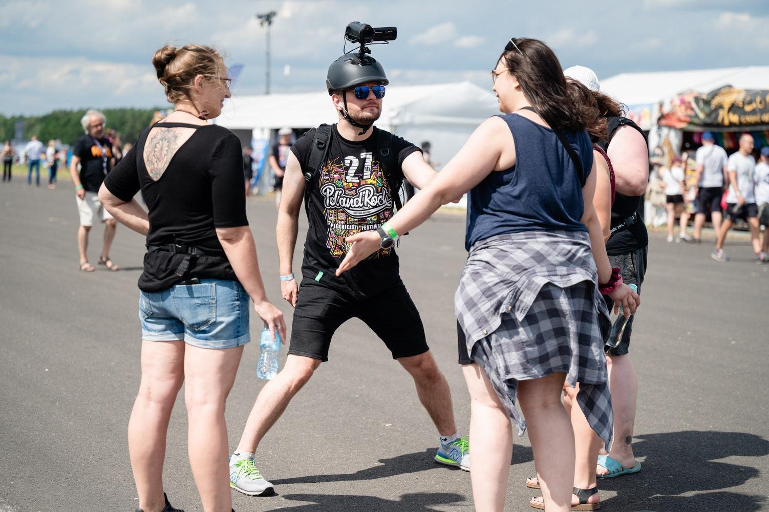 Wirtualny spacer z Karolem Paciorkiem, fot. Marcin Michon