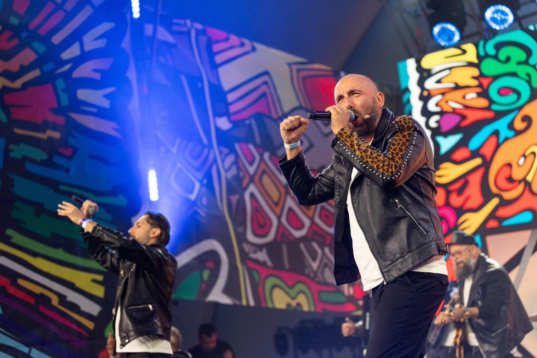 Kabaret Neo-Nówka na Pol'and'Rock Festival 2021, fot. Marcin Zieliński