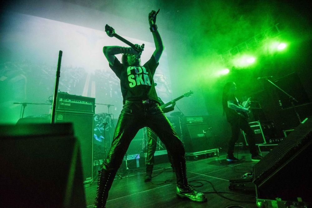 Koncert zespołu Neuobershlasien podczas Eliminacji do Pol'and'Rock Festival w Poznaniu - fot. Dominik Malik