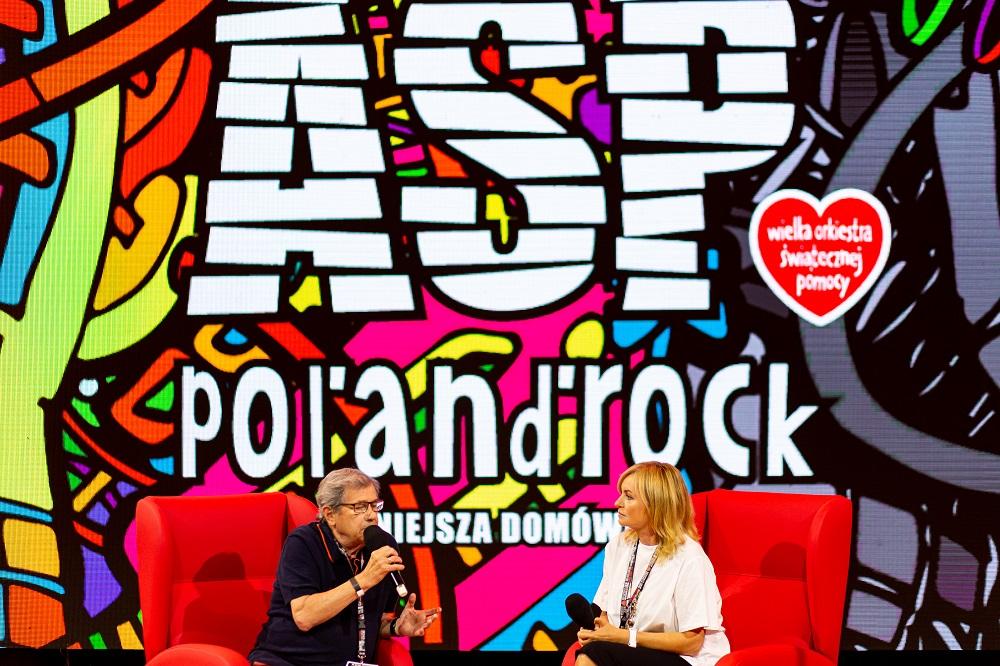 Akademia Sztuk Przepięknych 26. Pol'and'Rock Festiwal - Najpiękniejszej Domówki Świata, fot. Michał Kwaśniewski