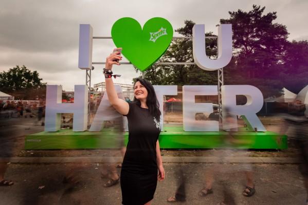 #iloveyouhater, fot. Marcin Michoń