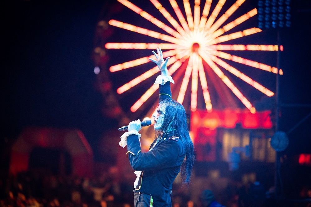 Koncert zespołu Avatar podczas 25. Pol'and'Rock Festival, fot. Damian Mekal