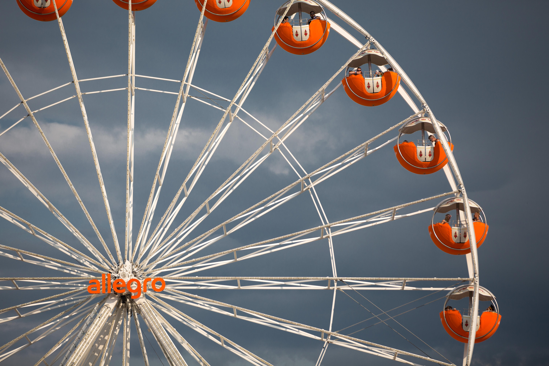 Photographer Lucyna Lewandowska, Allegro Ferris Wheel