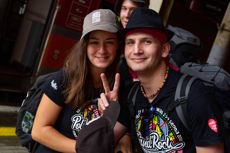 25. Pol'and'Rock Festival fot. Michał Kwaśniewski