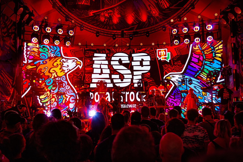 Koncert na ASP, fot. Michał Kwaśniewski