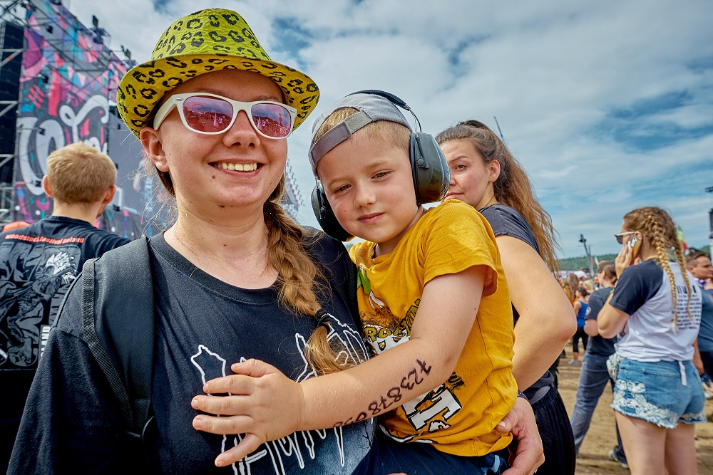 Pol'and'Rock Festiwal (dawniej Przystanek Woodstock), fot. Szymon Aksienionek