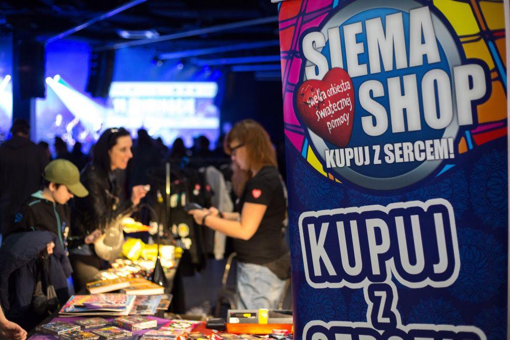 SiemaShop na Eliminacjach fot. Lucyna Lewandowska