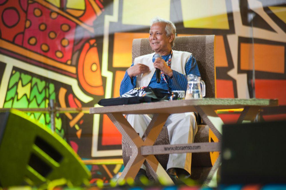 Muhammad Yunus na ASP fot. Arek Drygas